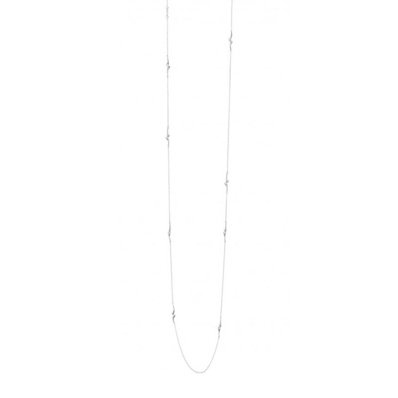 MAGIC sautoir 1513A hvidguld