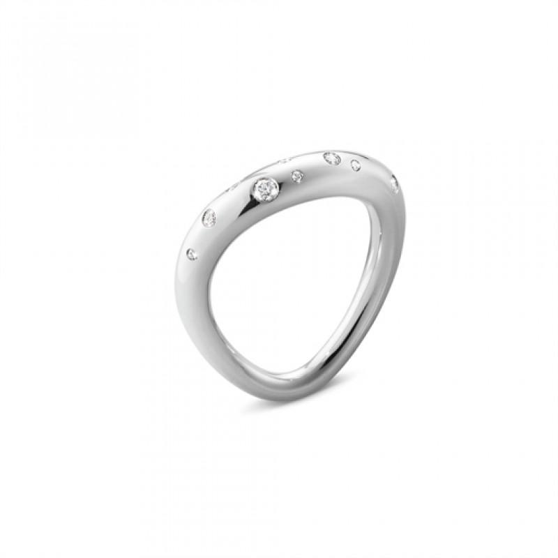 OFF SPRING ring 433 diamant