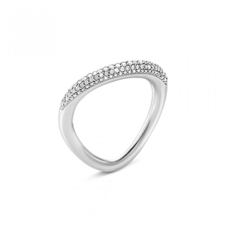 OFF SPRING ring 433A pave