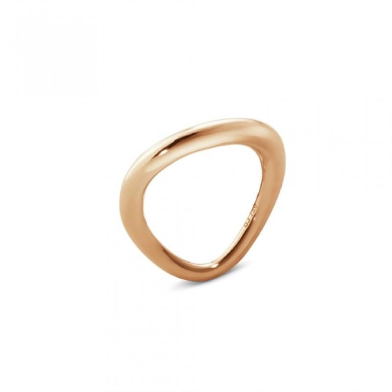 OFF SPRING ring rosaguld