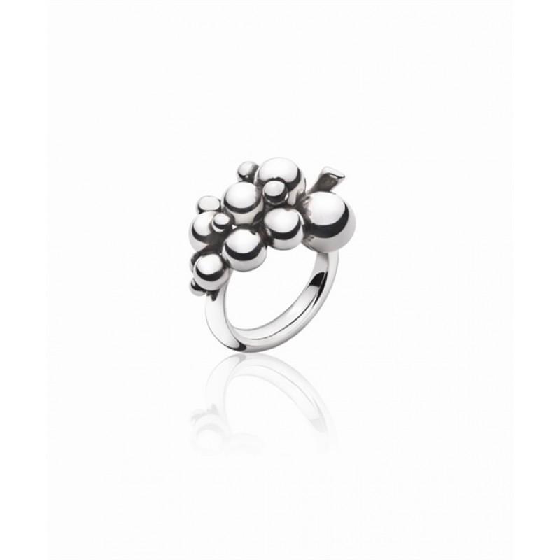 MOONLIGHT GRAPES ring 551A sølv