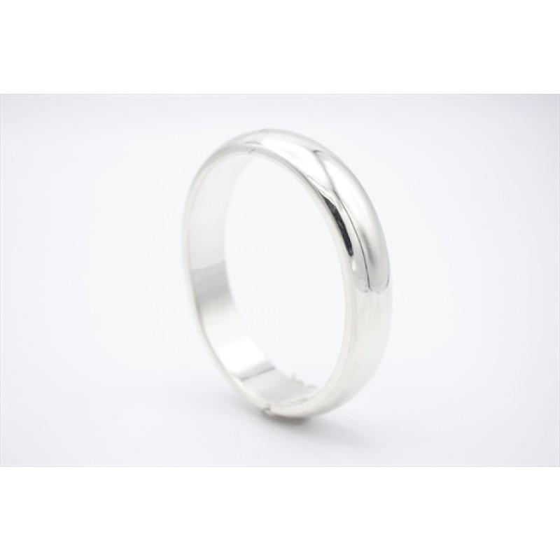 Armring i sølv, 14 mm