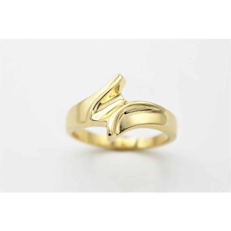 Waves 8 kt ring