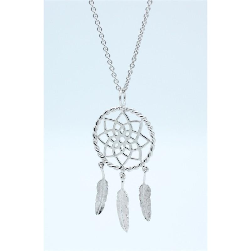 Dream halskæde, sølv