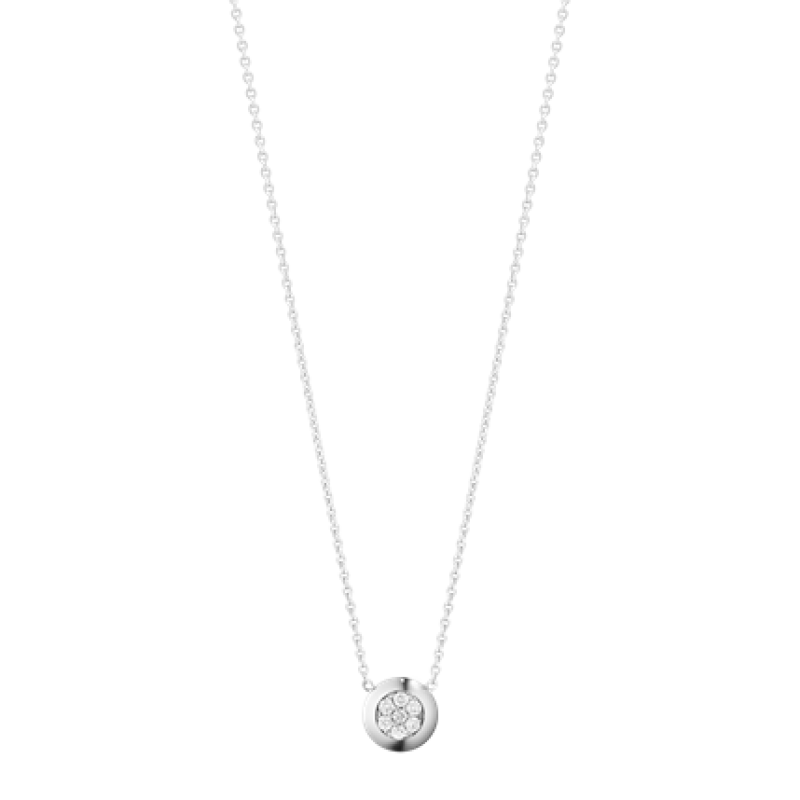 AURORA halskæde 1552A hvidguld