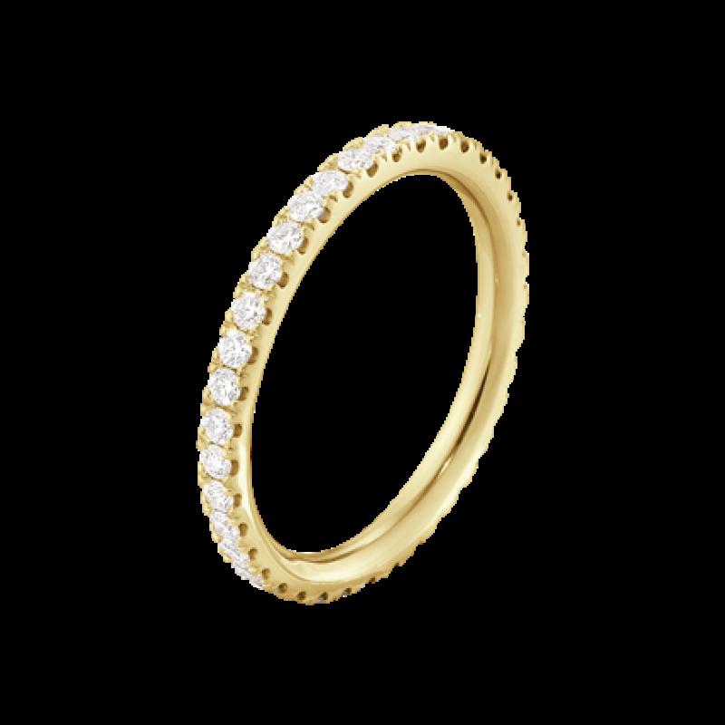 AURORA ring 1553A rødguld