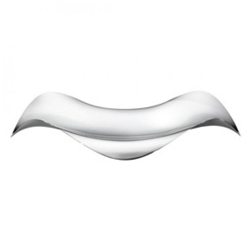 Cobra ovalt fad, stål