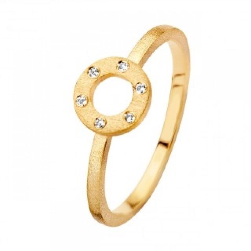 Wheel ring, rødguld