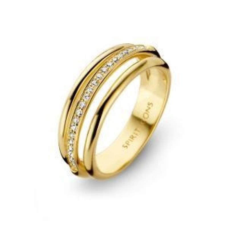 Arch ring, rødguld