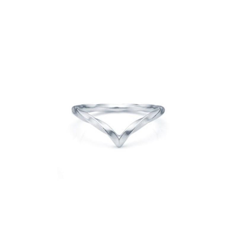 Unicorn V-ring, sølv