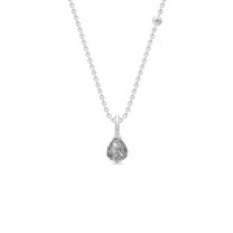 EVENING DEW sølv collie med grå krystal