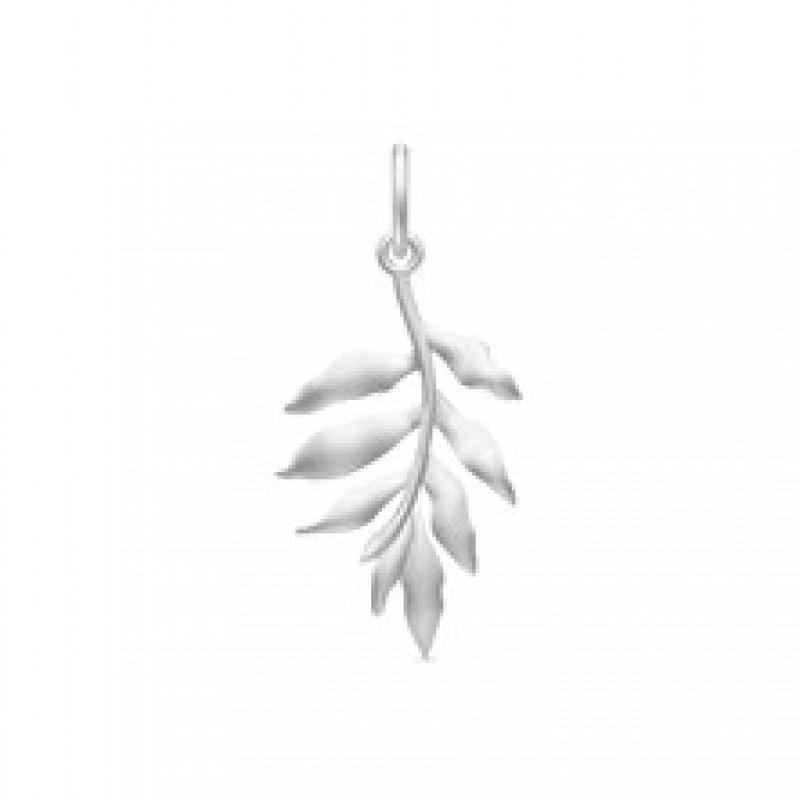 TREE OF LIFE vedhæng sølvrhodineret