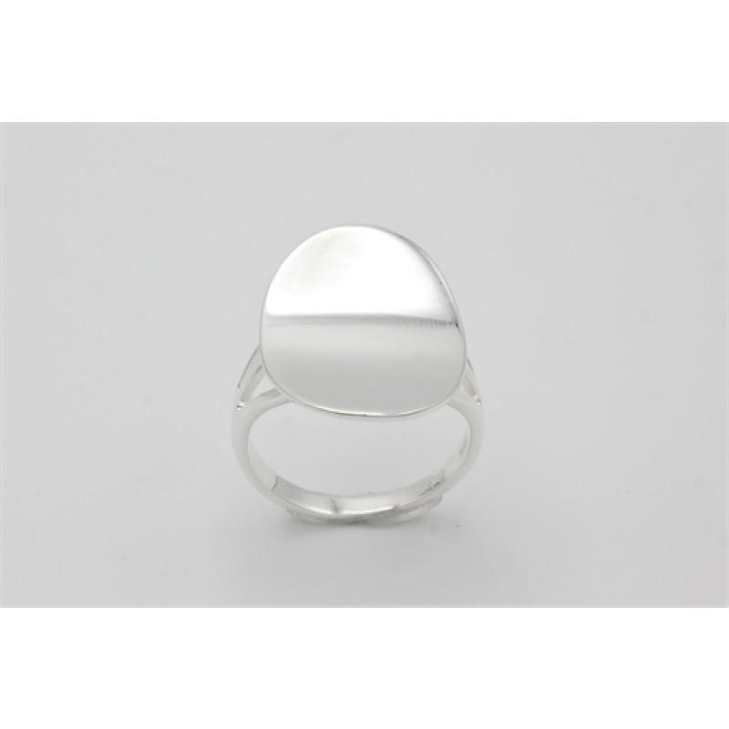 Classic ring, sølv
