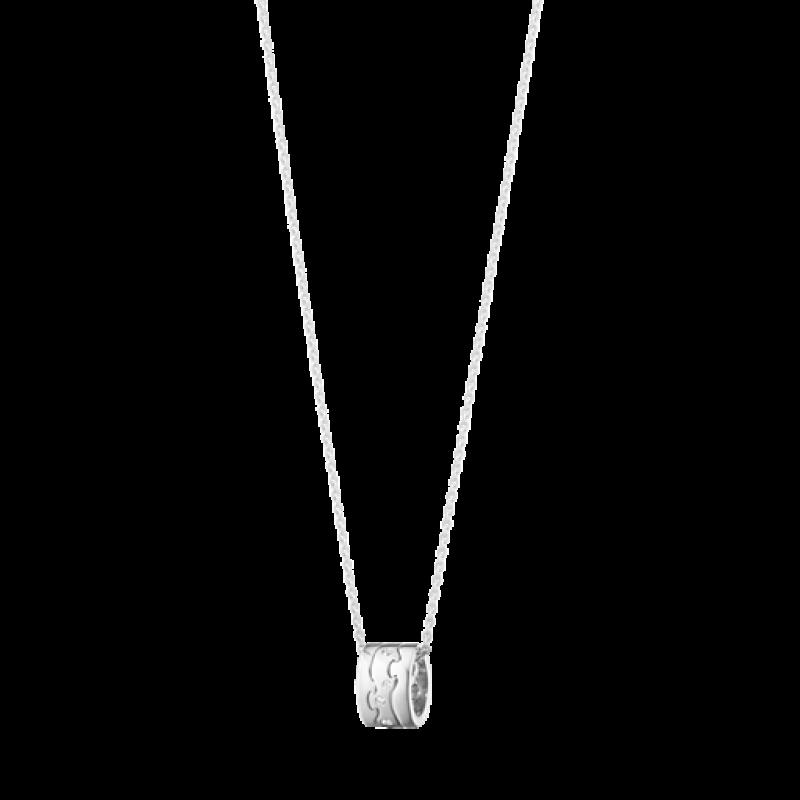 FUSION collie hvidguld med 0,05 ct