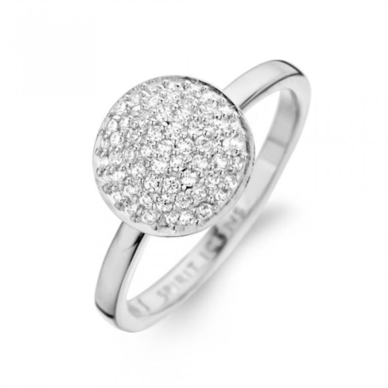 Grace ring sølv, mellem