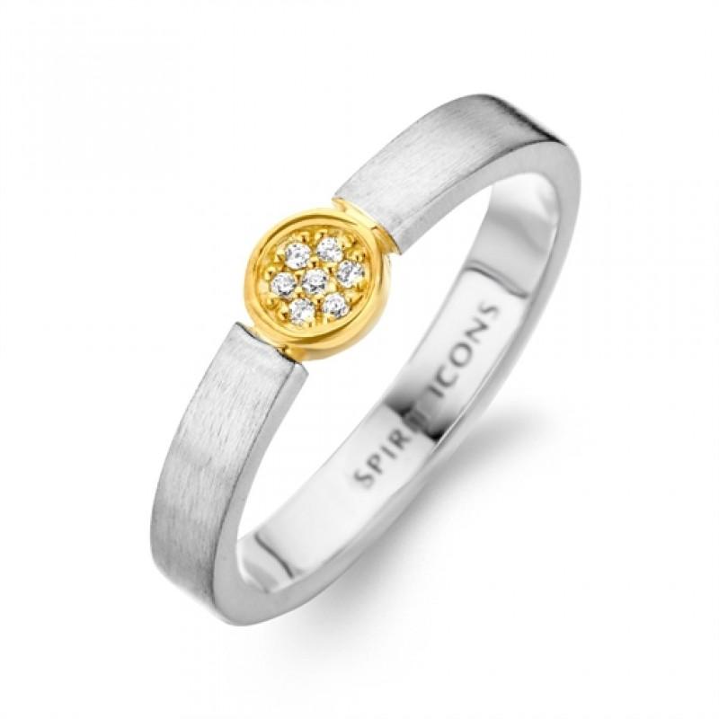 Life ring, sølv