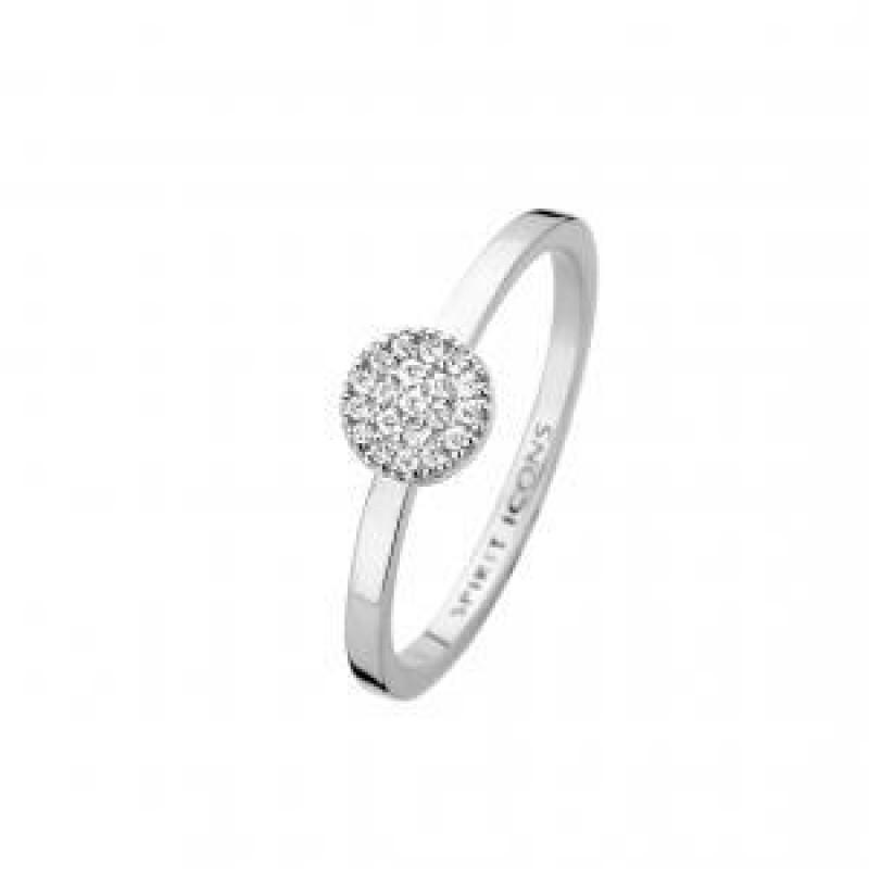 Mini ring, hvidguld