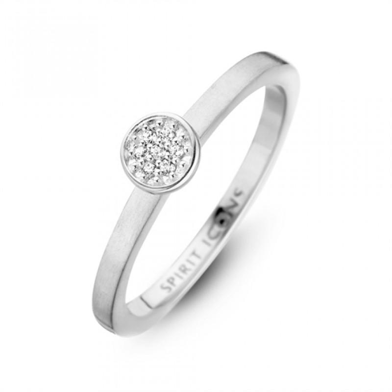 Opus ring, sølv