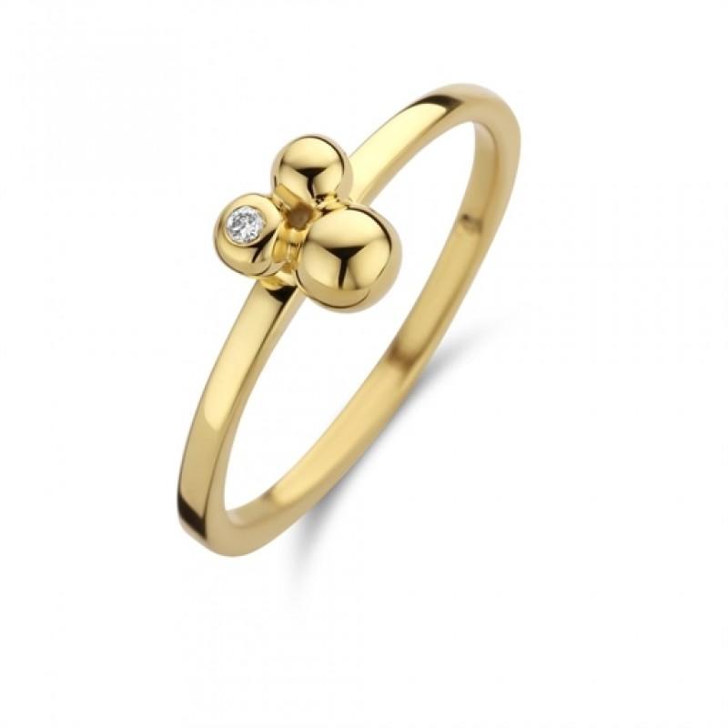 Universe ring, rødguld
