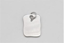 Identity sølv vedhæng-20