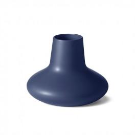 Henning Koppel vase blå small-20