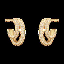 Halo øreringe dobbelt sidet-20