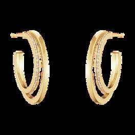 Halo øreringe enkelt rk-20