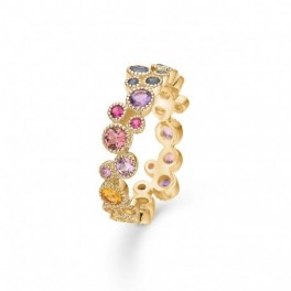 Luxury Rainbow ring-20