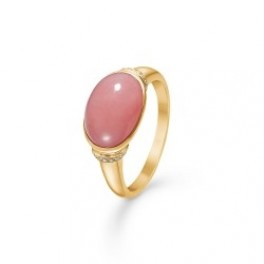 Pink Opal Ring-20