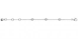 Grace Bracelet sølv-20