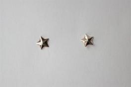 Star ørestikker sølv-20