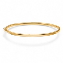 Circlet, 8 kt. guld armring-20
