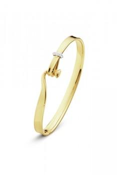 VIVIANNA TORUN armring guld med diamanter-20