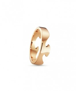 FUSION ring endestykke rosaguld-20