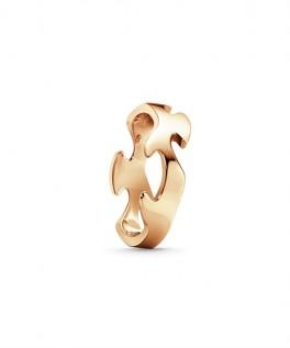 FUSION ring midterstykke rosaguld-20