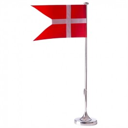 Bordflag, Hejl design, sølvplet-20