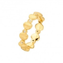 Love forgyldte ring-20