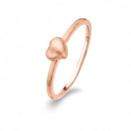 Heart ring rosa-20