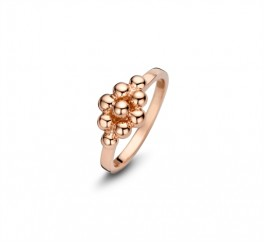 Cocoon ring rosa-20
