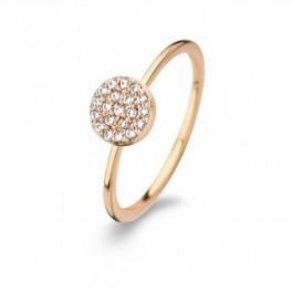 Mini ring rosa-20