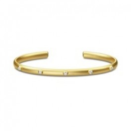 FINESSE forgyldt armring-20
