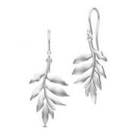TREE OF LIFE øresmykker stor sølvrhodineret-20