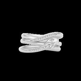 BOA sølv ring-20