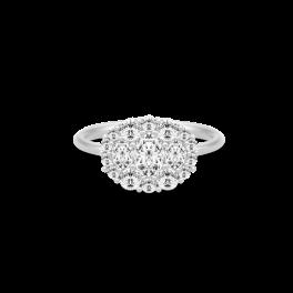 GLAMOUR Sølv Ring-20