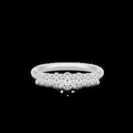 Glamour Sølv Adore Ring-20