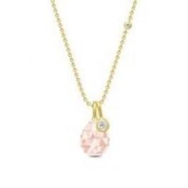 BALLERINA halskæde morganite krystal-20