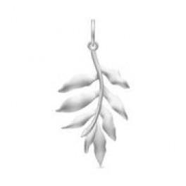 TREE OF LIFE vedhæng stor sølv-20