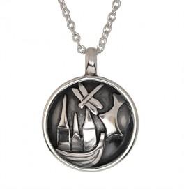 Jubilæumssmykke sølv vedhæng-20