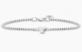 LOVE sølv armlænke-20