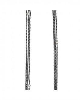 C9979,90 kæde med små perler-20
